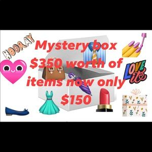 Mystery Box——JULY SPECIAL SALE
